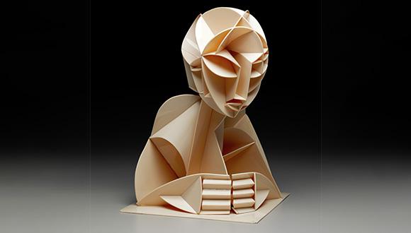 Constructed-head-No-2-Naum-Gabo