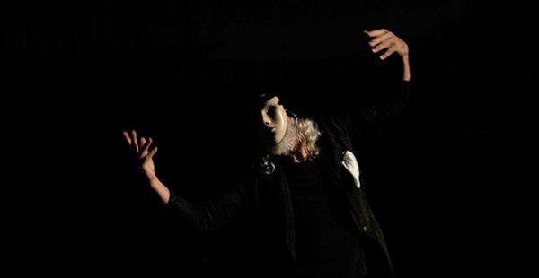 Hip Pocket theatre Love Letters to a Raven performance
