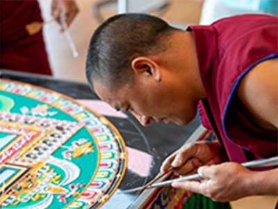 Mandala-ceremony-Asia-Society-Texas-Center