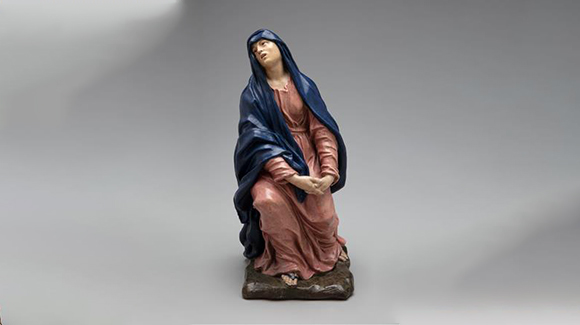 Our-lady-of-solitude-by-manuel-ramirez-de-arellano-newly aquired-by-the-medows-museum-dallas
