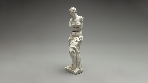 Venus-de-milo-with-drawers-by-salvador-dali-newly aquired-by-the-medows-museum-dallas
