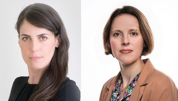 Ylinka-Barotto-Left-and-Frauke-V-Josenhans-the-newly-appointed-associate-curators-at-the-moody-art-center-houston