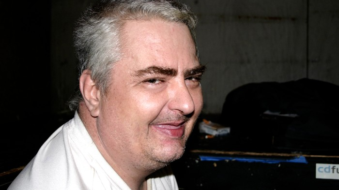 Daniel_Johnston_at_Emos_1