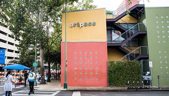 Upcoming Events At Artpace San Antonio Include Public