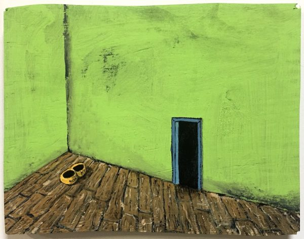 Jeff Gibbons, Bubba Boy's empty home, 2019