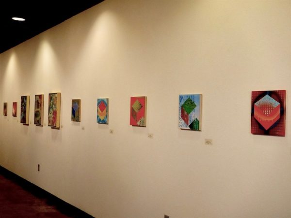 Alan Disparte, installation view