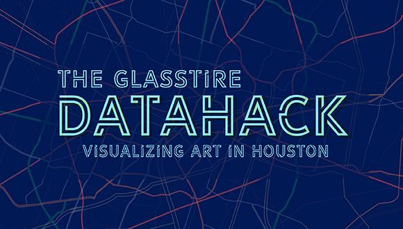 Glasstire 2019 Datahack looking at Art in Texas