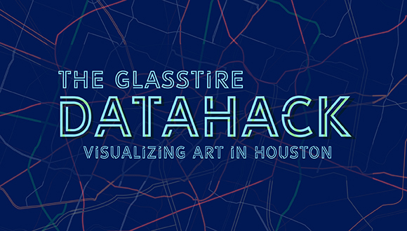 Glasstire 2019 Datahack looking at Art in Texas