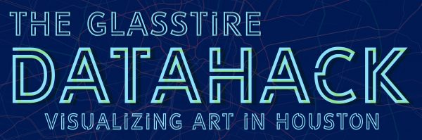 Houston Texas Glasstire DataHack Logo