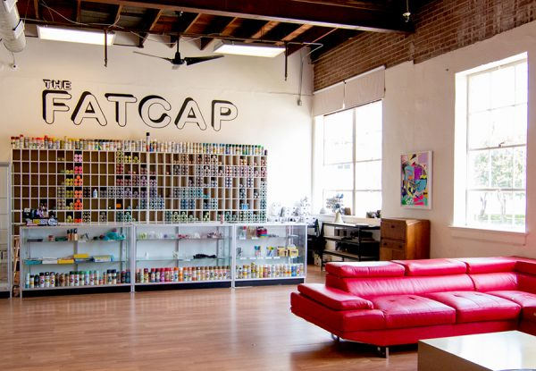 The Fat Cap in Houston, TX