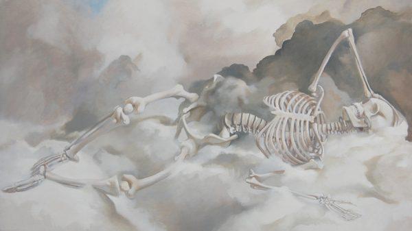 Barnaby Fitzgerald, Morte d'Io, 2017.