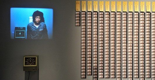 Tehching Hsieh, Time Clock (1980-1981)