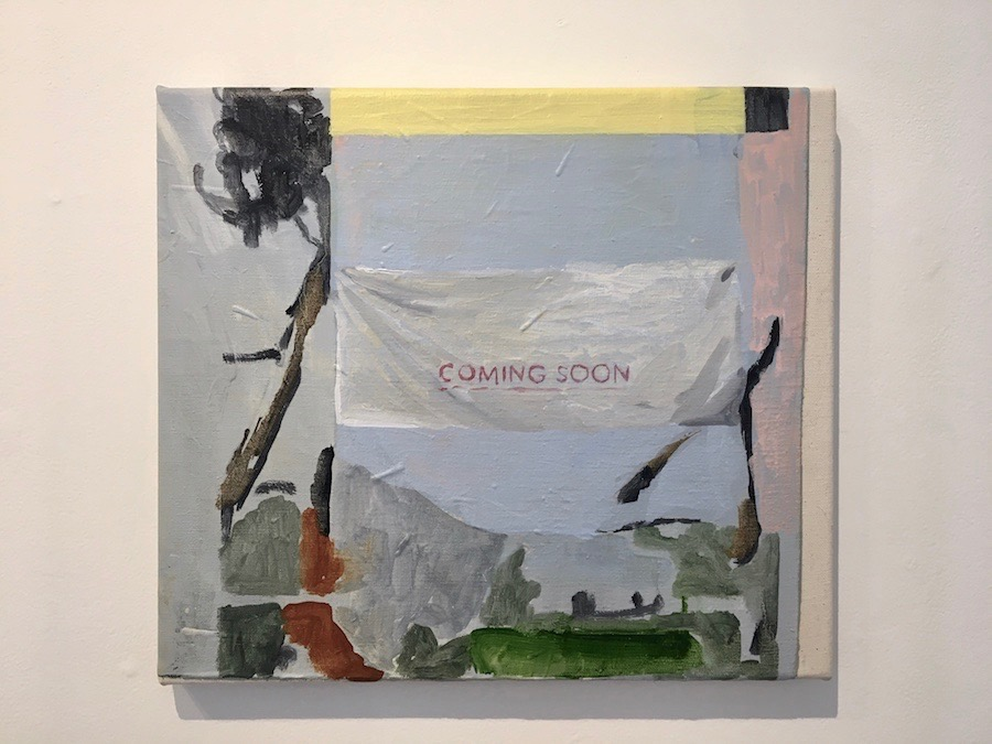Maggie Hills, Coming Soon