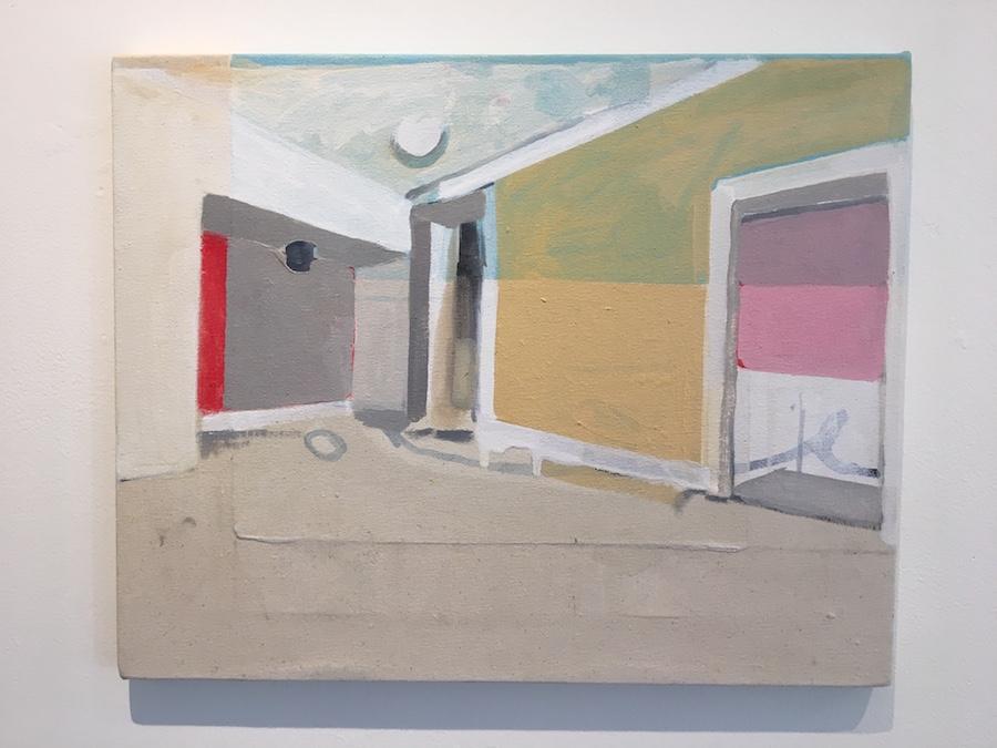 Maggie Hills, Empty Room, 2018