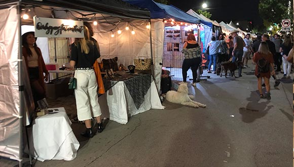 A-handbag-vendor-at-ArtsGoggle-Fort-Worth