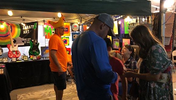 A-vendor-at-ArtsGoggle-Fort-Worth
