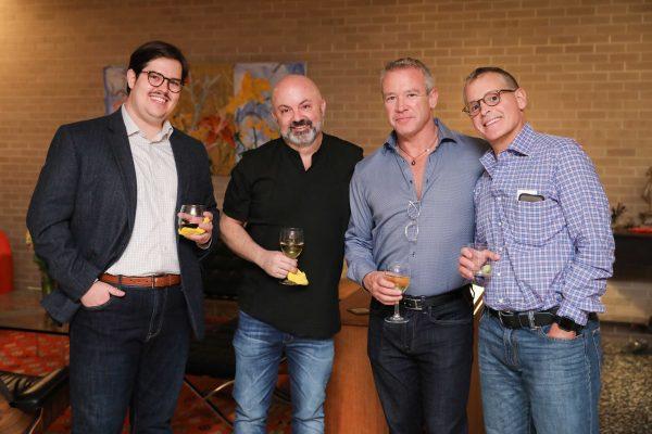 Brandon Zech, J. Travis Capps Jr., Robert Shelton, Richard Loew