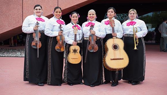 Las Damas de Jalisco