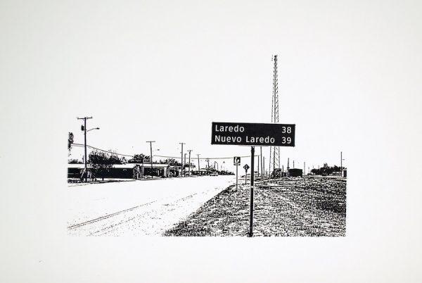 Ethel Shipton, Los Dos Laredos