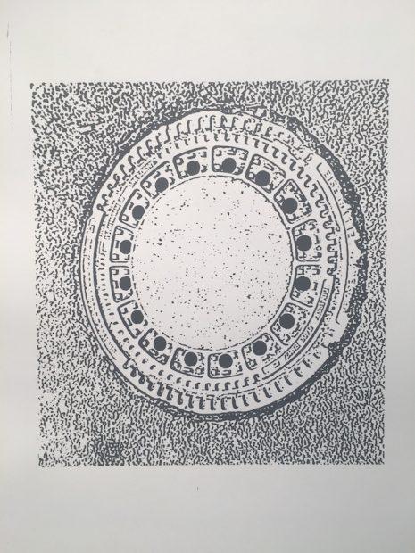 Ethel Shipton, Manhole