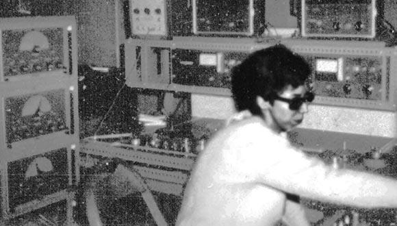 Pioneering electroacoustic musician Jacqueline Nova