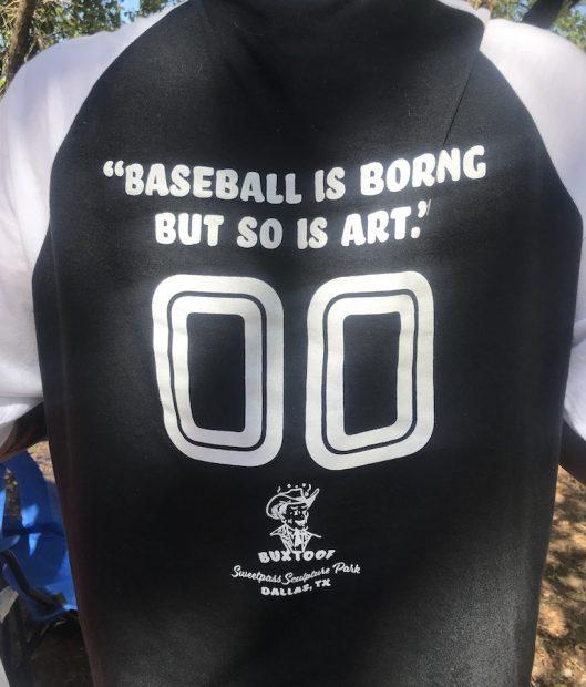 Bush League jersey
