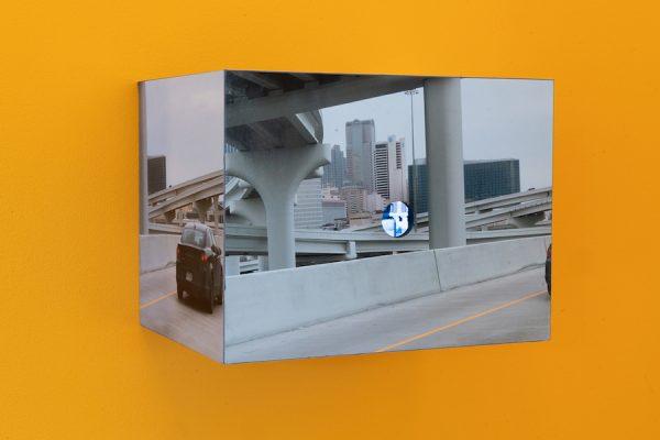 Installation view, NEXT EXIT, ex ovo