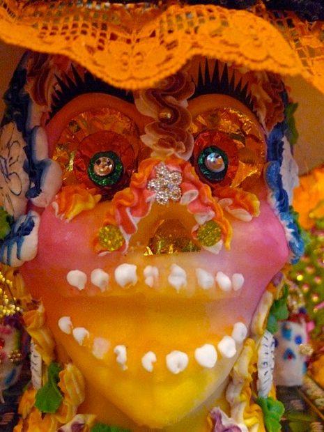 Sugar Skull Catrina, 2009
