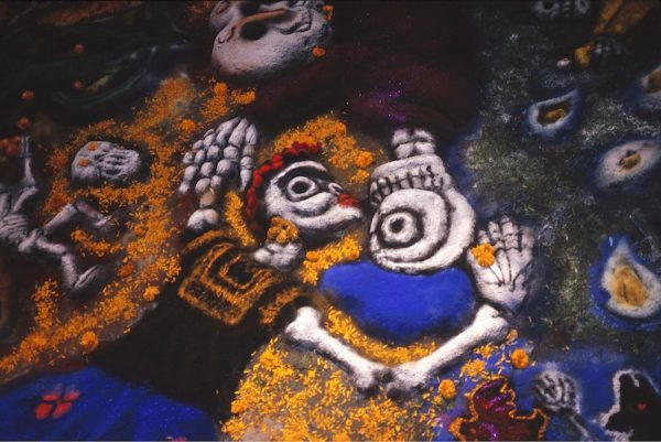 Anahuacalli, Frida Besando Muerte, 2005