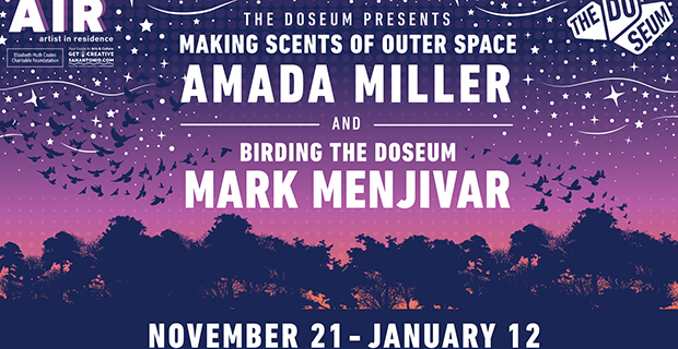 Birding The DoSeum & Making Scents of Outer Space at the DoSeum in San Antonio November 21 2019