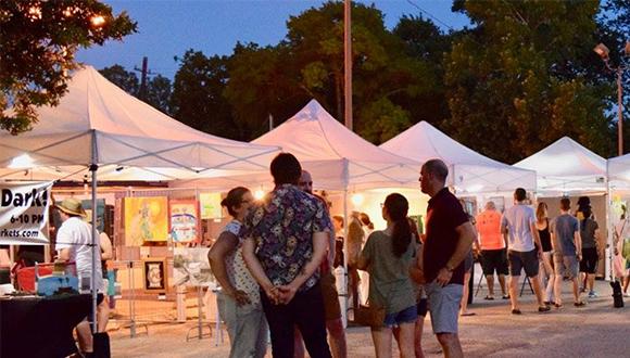 First-Saturday-Art-Market