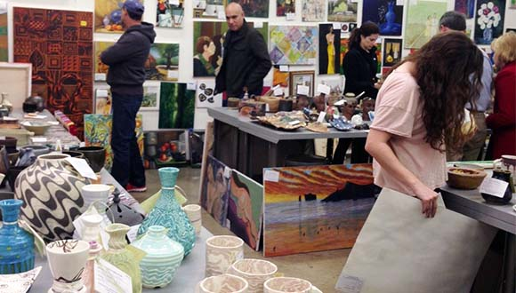 Glassell-School-Student-Art-Sale