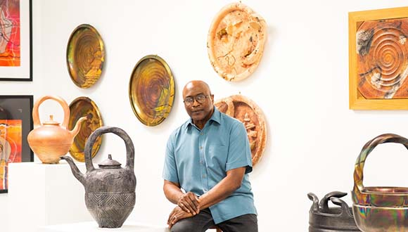 Houston Center for Contemporary Craft (HCCC) is pleased to announce ceramicist James C. Watkins as the recipient of its Texas Master Award.
