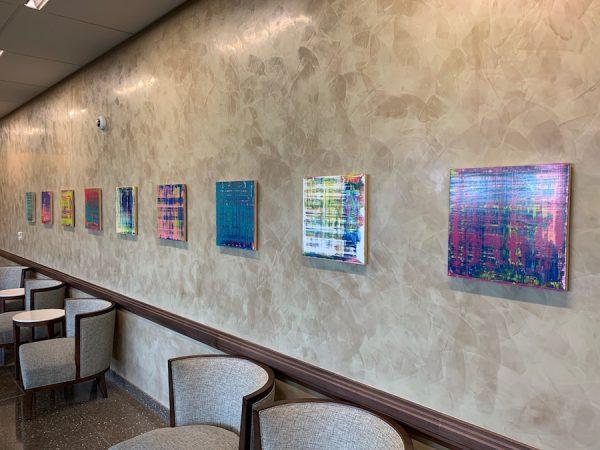 Work by Matt Clark at UT Southwestern
