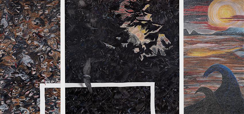 O'NEIL_An-Unkindness -(Triptych)
