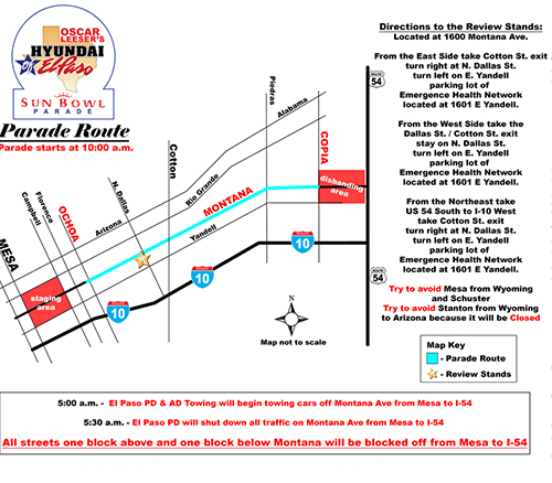 Sunbowl-Parade-Route-2019