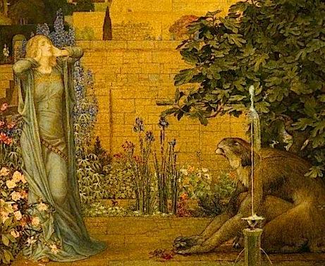 John Dickson Batten, Beauty and the Beast, 1904