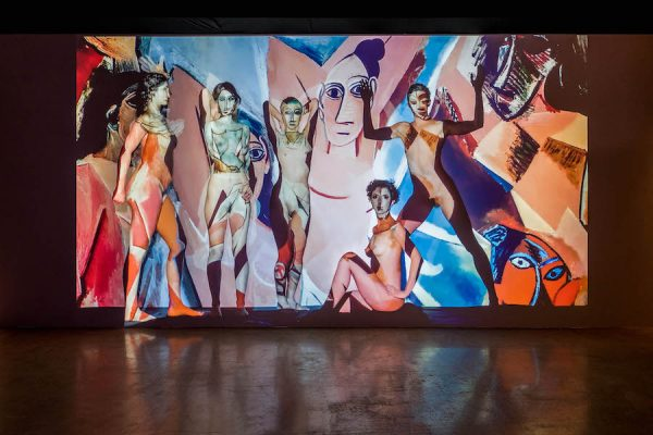 Theo Eshetu, Adieu Les Demoiselles (still), 2019