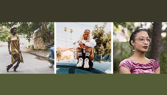2020-Grammy-nominated-Music-Fellow-Nathalie-Joachim-(Chicago); Visual Artist Fellow Martine Syms (Los Angeles); Film Fellow-Sophia-Nahli-Allison-(North-Carolina)