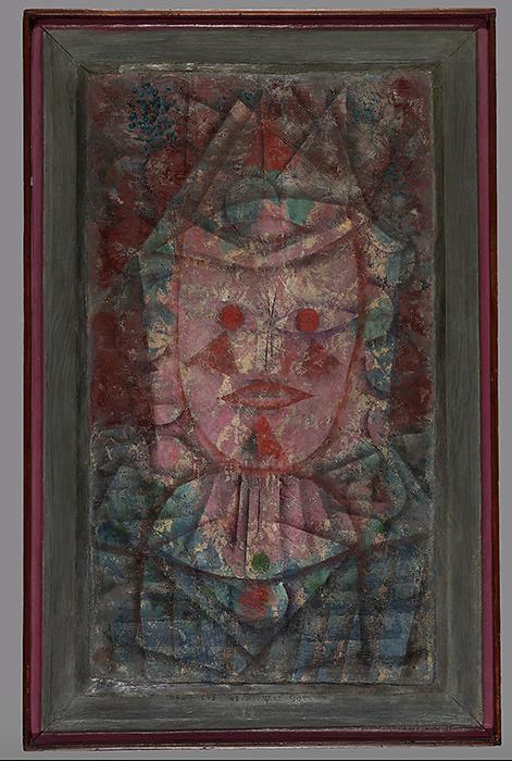 Asiatic-God-Paul-Klee-Public-Domain-Day-2020