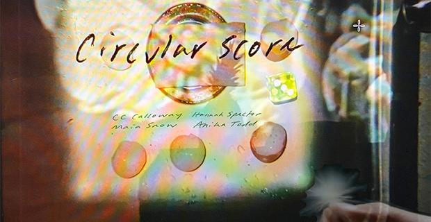 Circular Score at Co-Lab at Springdale General in Austin February 1 2020
