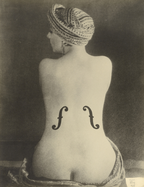 Le Violon d'Ingres (Ingres's Violin)