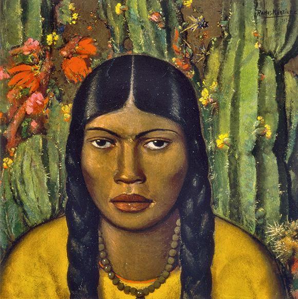 Mancacoyota-by-Alfredo-Ramos-Martínez-1930-Colección-Andrés-Blaisten-Mexico