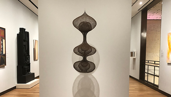Ruth-Asawa-untitled-sculpture-acquired-by-amon-carter-museum-2019-2020