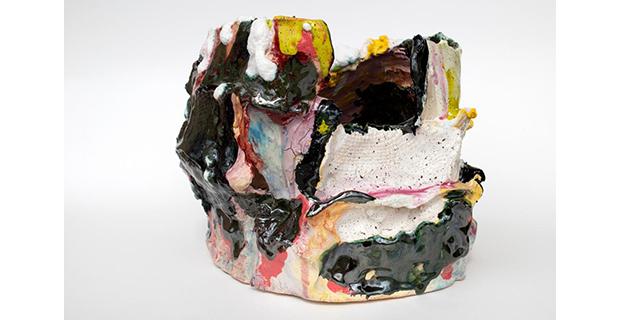 Soft Slip- Melinda Laszczynski at Box 13 Artspace in Houston January 11 2020