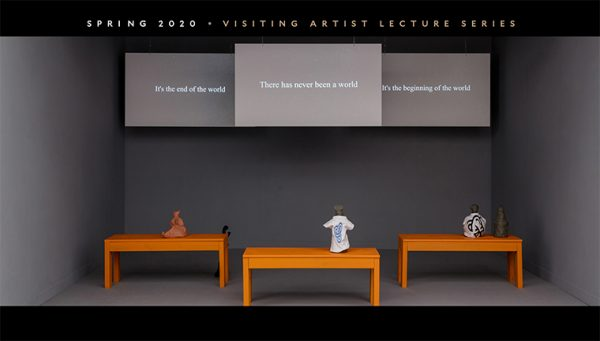 Visiting Artist Lecture Series - Hannah Black-UH-1
