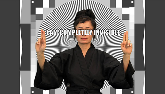 artist hito steyerl how not to be seen video