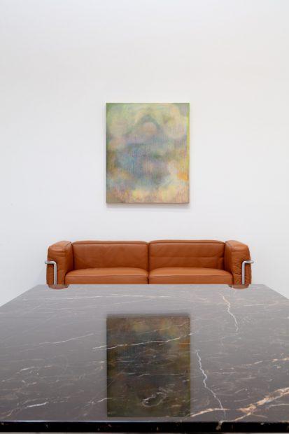 Installation view of Marjorie Norman Schwarz: Slow Change
