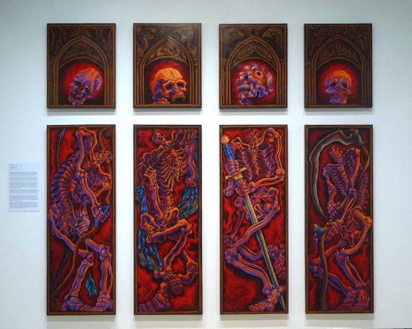 Alex Rubio, The Four Horsemen (2006)