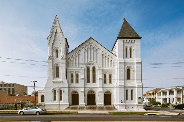Leonid Furmansky, Architect Nicholas Clayton First Presbyterian Church